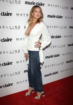Красотка Дебби Райан засветила сиськи на  Fresh Faces Event в Лос-Анджелесе фото #7