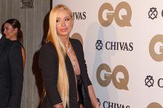 Заманчивая Игги Азалия без лифчика на The GQ Men of The Year Awards фото #10