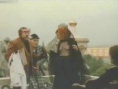 Александра Захарова показала голую грудь в фильме «Мастер и Маргарита» фото #3