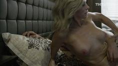 Голые сиськи Анны Невской в сериале «Звоните ДиКаприо!» фото #8