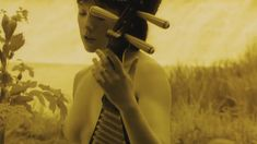 Дарья Мороз показала голую грудь в фильме «Нанкинский пейзаж» фото #25