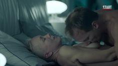 Голая грудь Дарьи Мороз в сериале «Содержанки» фото #11