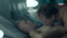 Голая грудь Дарьи Мороз в сериале «Содержанки» фото #12