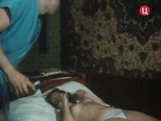 Голая грудь Елены Катышевой в фильме «Кровь за кровь» фото #1