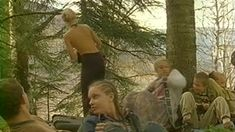 Голые сиськи Елены Ксенофонтовой в сериале «Тайга. Курс выживания» фото #11