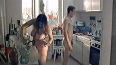 Полностью голая Ирина Коваленко в фильме «Чувствительный милиционер» фото #5