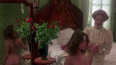 Полностью голая Коринн Клери в фильме «История «О»» фото #51