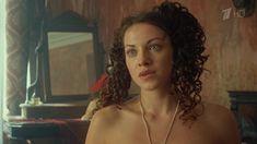 Ксения Разина засветила грудь в сериале «Вольная грамота» фото #4