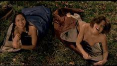 Кэй Пенафлор показала голую грудь в фильме «Джейсон X» фото #5