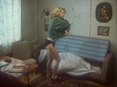 Голая грудь Ларисы Шахворостовой в фильме «Ребенок к ноябрю» фото #16