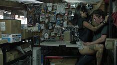 Полностью голая Леви Трэн в сериале «Бесстыжие» фото #12