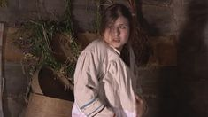 Полностью голая Мари Буренкова в сериале «Знахарь» фото #1