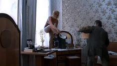 Полностью голая Мария Зорина в фильме «Кино про кино» фото #10