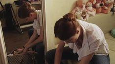 Мария Миронова засветила грудь в сериале «Тройная жизнь» фото #1