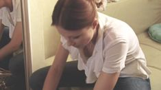 Мария Миронова засветила грудь в сериале «Тройная жизнь» фото #7