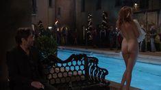 Голая попа Мэгги Грэйс в сериале «Блудливая Калифорния» фото #2