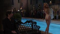 Голая попа Мэгги Грэйс в сериале «Блудливая Калифорния» фото #3