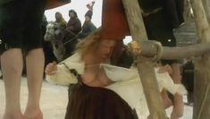 Голая грудь Натальи Егоровой в фильме «Русский бунт» фото #1