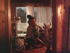 Ольга Кабо оголила сиськи в фильме «Любовь немолодого человека» фото #4