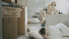 Голая грудь Ольги Макеевой в фильме «Оранжевая любовь» фото #2