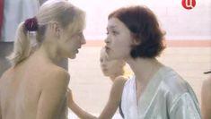 Ольга Чурсина засветила грудь в сериале «Виллисы» фото #5
