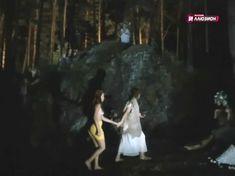 Полностью голая Светлана Галкина в фильме «Кострома» фото #4