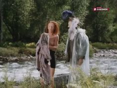 Полностью голая Светлана Галкина в фильме «Кострома» фото #37