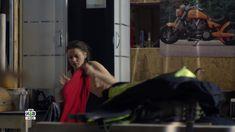 Голые сиськи Светланы Смирновой-Кацагаджиевой в сериале «Морские дьяволы. Рубежи Родины» фото #2