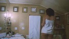 Полностью голая Серена Гранди в фильме «Ночная женщина» фото #1