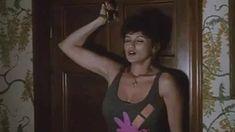 Полностью голая Серена Гранди в фильме «Ночная женщина» фото #17