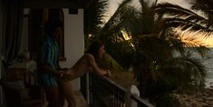 Горячая Тесса Иа снялась голой в сериале «Нарко: Мексика» фото #15