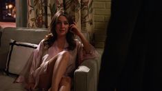 Красотка Эддисон Тимлин оголила грудь и попу в сериале «Блудливая Калифорния» фото #4