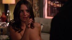 Красотка Эддисон Тимлин оголила грудь и попу в сериале «Блудливая Калифорния» фото #14