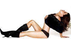 Кейт Бекинсейл в трусиках для журнала GQ фото #1
