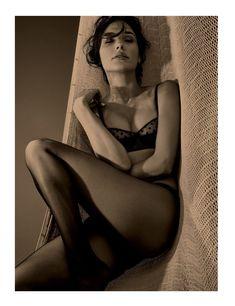 Эротичная Галь Гадот в журнале Interview фото #2