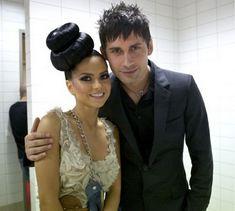 Сосок Инны на церемонии MTV EMA фото #1