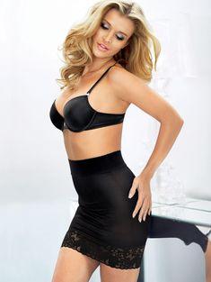 Джоанна Крупа в рекламе нижнего белья фото #6
