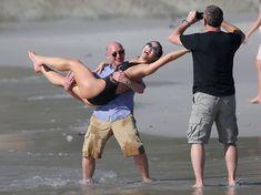 Соблазнительная Майлин Класс купается в Кейптауне фото #43