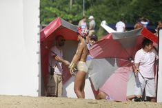 Голая грудь Рианны на фотосессии в Рио фото #5