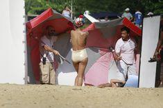 Голая грудь Рианны на фотосессии в Рио фото #8