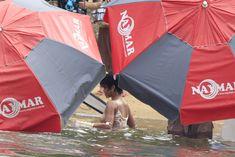 Голая грудь Рианны на фотосессии в Рио фото #16