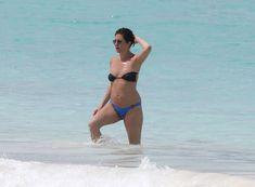 Горячее тело Дженнифер Энистон в бикини на Багамах фото #7