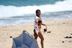 Сексуальная Дженнифер Энистон в купальнике фото #3