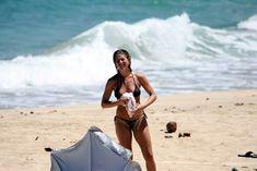 Сексуальная Дженнифер Энистон в купальнике фото #4