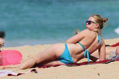 Горячие фото Скарлетт Йоханссон в бикини на Гавайях фото #10