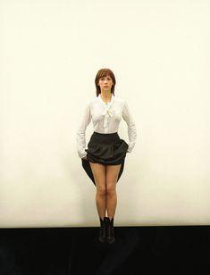 У Софи Марсо просвечиваются соски через блузку фото #1