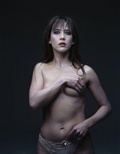 Соблазнительная Софи Марсо в фотосессии Мишеля Комте фото #1