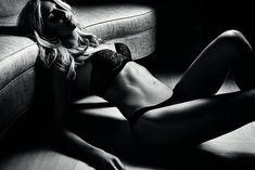 Хайди Клум в нижнем белье для Intimates фото #16