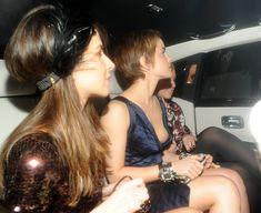 Случайный засвет Эммы Уотсон в машине фото #3