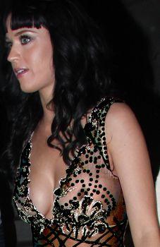 Секси Кэти Перри засветила грудь фото #3
